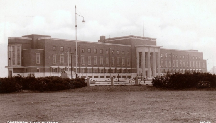Old Civic Centre