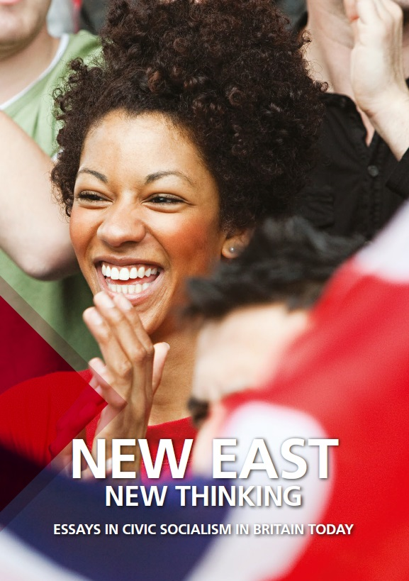 New East front cover
